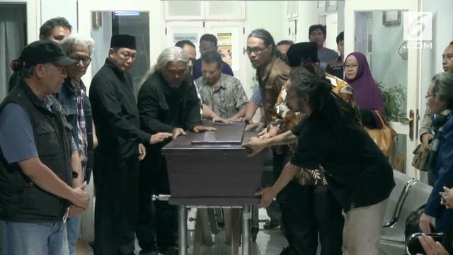 Budayawan Danarto meninggal dunia di RS Fatmawati, Jakarta.