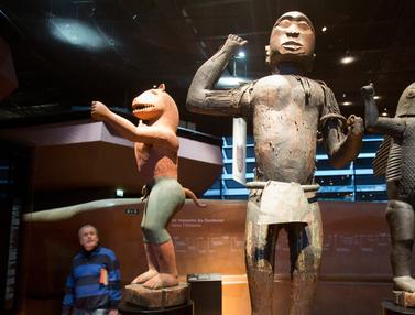 Melihat Peninggalan Kerajaan Dahomey di Museum Quai Branly Paris
