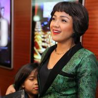 Nirina Zubir.(Adrian Putra/Bintang.com)