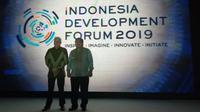 Indonesia Development Forum 2019 (Foto:Merdeka.com/Yayu Agustini Rahayu)