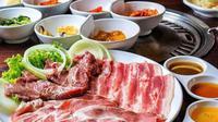 Ingin buka puasa bersama teman-teman? Pilih beragam menu seru khas Korea berikut ini. (Foto: Instagram @korbeqjakarta)