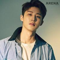 Selain jago ngerap, B.I ternyata jgua penulis lagu yang hebat. Hampir keseluruhan lagu iKON ditulis oleh idol kelahiran 22 Oktober 1996 itu. (Foto: instagram.com/pabohannie)