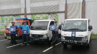 Tata Tantang Pengemudi Super Ace Berkendara Irit Solar (Arief A/Liputan6.com)
