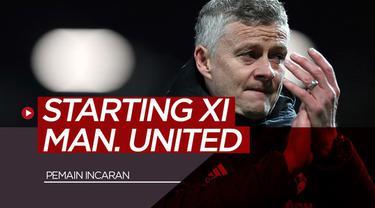 Berita video inilah starting XI Manchester United musim 2019-2020 bila mereka bisa mendapatkan semua pemain incarannya.