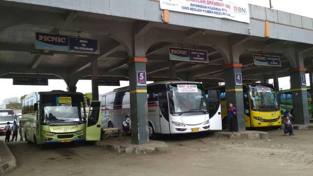Kemenhub Minta Angkutan Bus Perbatasan Harus Masuk Terminal Bisnis