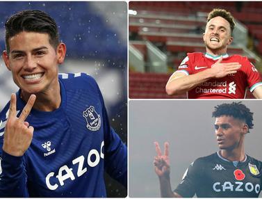 5 Rekrutan Baru yang Tampil Cemerlang di Liga Inggris