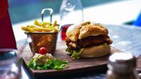 Pengen Makan Burger Gratis Seumur Hidup, Caranya Mudah
