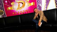 Glenn D'Academy, salah satu finalis 25 besar D'Academy Indosiar asal Jayapura yang akrab disapa Nyong Ambon.