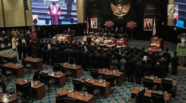 Pelantikan 106 Anggota DPRD DKI