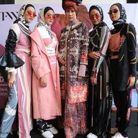 Wardah membawa dua makeup look untuk tampil di New York Fashion Week 2019 (Foto: Wardah)