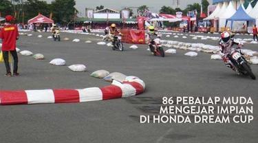 Honda Dream Cup 2016 seri perdana akan digelar di Stadion Kanjuruhan, Malang, Minggu (1/5/2016).