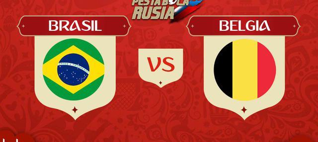 Berita video head-to-head Piala Dunia Rusia 2018: Brasil vs Belgia.