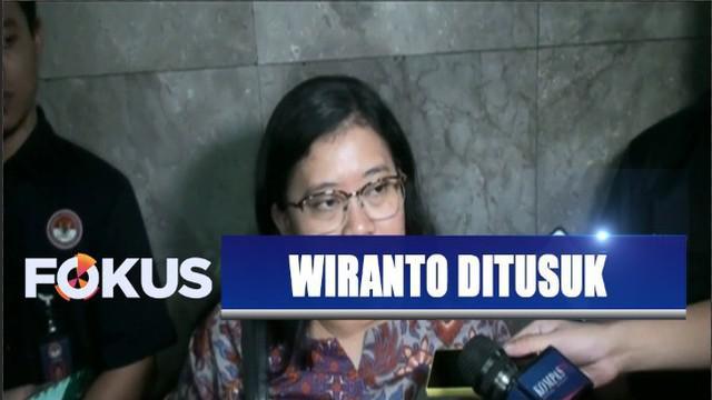 Susilaningtias mendatangi rumah sakit juga untuk menyampaikan ke rumah sakit bahwa LPSK akan menanggung biaya pemulihan Menkopolhukam Wiranto dan Kapolsek Menes Kompol Daryanto.