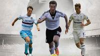 Scott Parker - West Ham United, Tottenham Hotspur, Fulham (Bola.com/Adreanus Titus)