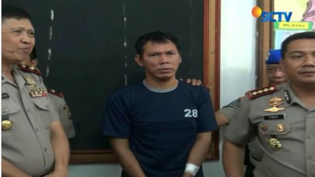 Polisi tunggu hasil visum 16 korban pencabulan yang dilakukan guru honorer di Pasarebo, Jakarta Timur.