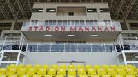 Tribune VIP Stadion Manahan Solo. (Bola.com/Vincentius Atmaja)