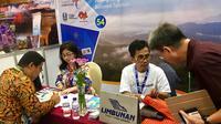 Sulawesi tidak menyia-nyiakan gelaran Majapahit International Travel Fair (MITF) 2019.