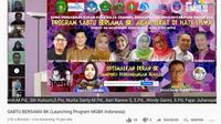 Program Sabtu Bersama Guru BK Indonesia mulai siaran langsung perdana pada Sabtu (28/11/2020) yang diinisiasi oleh Guru Penggerak Kutai Kartanegara.