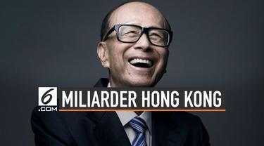Miliarder Hong Kong Biayai Kuliah Satu Angkatan