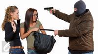 Ilustrasi Tindak Kejahatan dengan Menggunakan Senjata Api (iStockphoto)