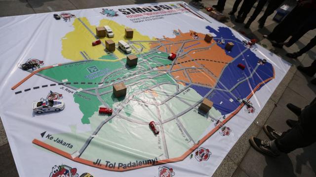 Berlaku 22 April 2020 Berikut Ketentuan Psbb Di Kota Bandung Otomotif Liputan6 Com
