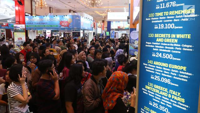 Garuda Indonesia Travel Fair (GATF) 2018