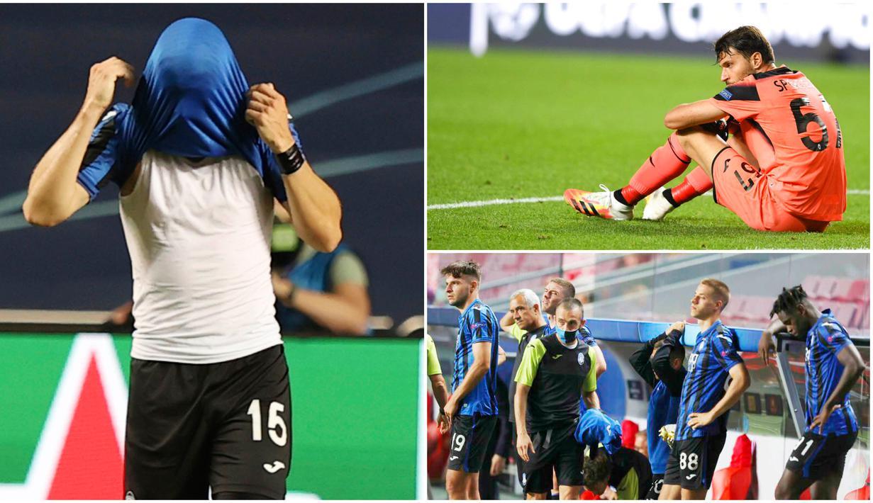 Atalanta baru saja mengalami kekalahan yang sangat menyakitkan di perempat final Liga Champions. Sempat ungggul hingga menit 90, namun pada akhirnya harus menyerah dari Paris Saint-Germain karena kebobolan dua gol di masa injury time.
