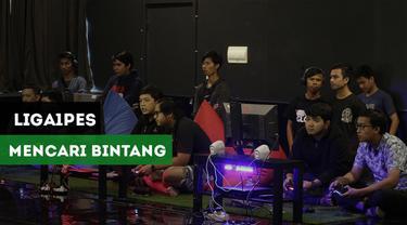 Berita Video Liga 1 PES Seleksi Atlet E-Sports Menuju Thailand
