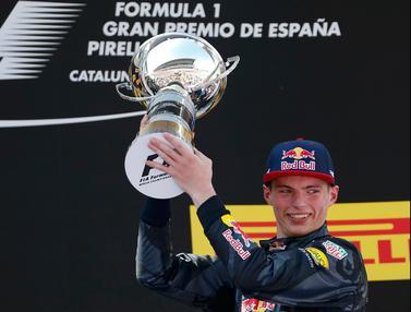 20160517-Sejarah Terukir, Max Verstappen Jadi Juara F1 Termuda