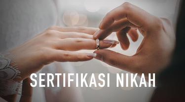 Menteri Koordinator Bidang Pembangunan Kemanusiaan dan Kebudayaan (Menko PMK) Muhadjir Effendy mendorong penerapan sertifikat pernikahan untuk calon pengantin baru. Sertifikasi rencananya mulai diterapkan pada 2020.
