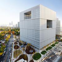Gedung Amorepacific di Korea (Foto: Amorepacific)