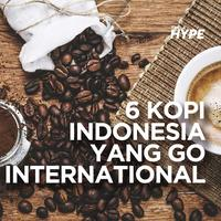 6 Kopi Indonesia yang Go International