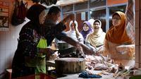 Daging ayam dan sapi menjadi pilihan menu masakan favorit bulan Raamadan. (Foto: Liputan6.com/Muhamad Ridlo)