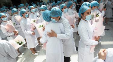 FOTO: Selamat Hari Perawat Internasional 2020