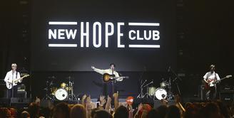 New Hope Club -Gudfest 2019 (Bambang E Ros/Fimela.com)