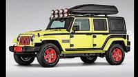 Jeep Wrangler Super 8 terinspirasi kamar hotel (Autoevolution).