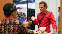 BI promosi kopi hasil UMKM di Singapura. Dok: Bank Indonesia