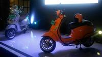 Vespa Primavera dan Sprint dilengkapi fitur ABS. (Arief/Liputan6.com)