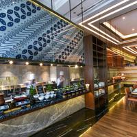 Buka puasa di Sailendra JW Marriott Hotel Jakarta