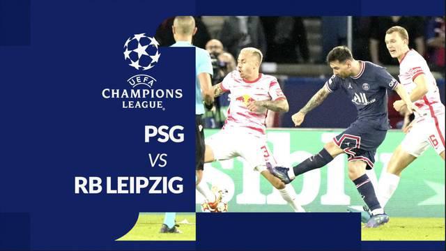 Berita motion grafis laga matchday 3 Grup A Liga Champions 2021/2022, PSG kontra RB Leipzig, di mana Lionel Messi menjadi penentu kemenangan, Rabu (20/10/2021) dinihari WIB.