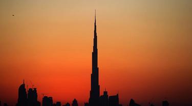 Ilustrasi Dubai (AFP)