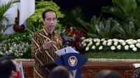 Presiden Joko Widodo di Istana Negara, Jakarta, Rabu (25/11).