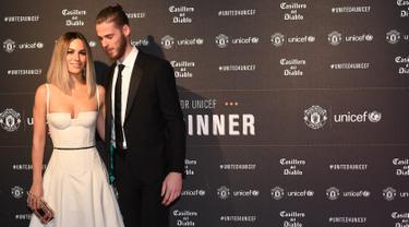Pemain Manchester United di Acara Amal UNICEF