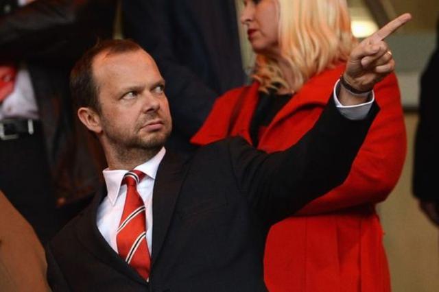 PEMAIN BARU - Wakil Ketua MU, Ed Woodward, menegaskan akan memboyong beberapa pemain baru lagi. (MUTV)