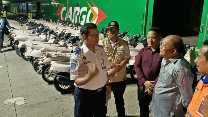 Program Angkutan Motor Gratis (Motis) (Foto: Dok Kementerian Perhubungan)