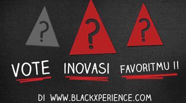 BlackInnovation 2015 Masuk Tahap 17 Besar, Vote Inovasi Favoritmu