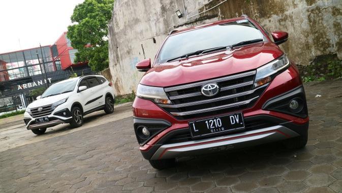 Demi Keamanan, Pemilik Toyota Rush Diajak Ganti Ecu Airbag
