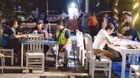 Respon PLN dalam menghadirkan listrik secepat mungkin paska gempa dan tsunami Palu mendapat apresiasi dari pelaku usaha di Palu.