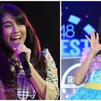 Nabilah dan Melody JKT48 (Bintang Pictures)