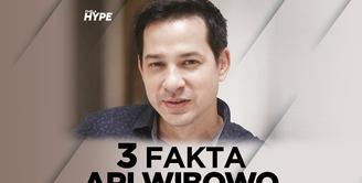 Apa saja fakta tentang Ari Wibowo? Yuk, kita cek video di atas!